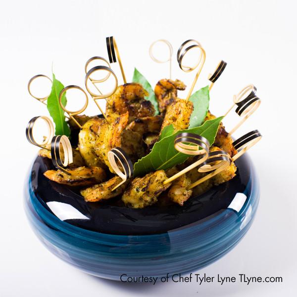 Image of Light Blue Seiryu Sushi Oke 2