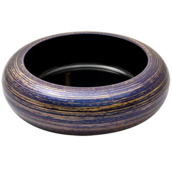 Image of Gold & Purple Sushi Oke