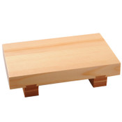 Traditional Wooden Sushi Geta Large