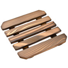 Wood Base 15cm