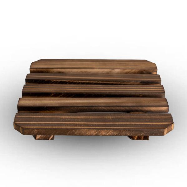 Image of Wood Base 15cm