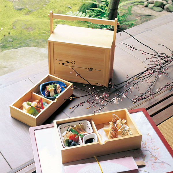 Image of Hinoki Lunch Box Drawer 2