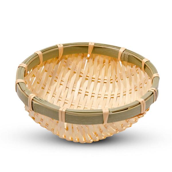 "Image of Bamboo Edamame Bowl 5""Dia 1"