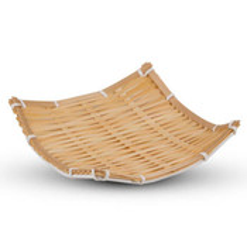 Square Bamboo Mat