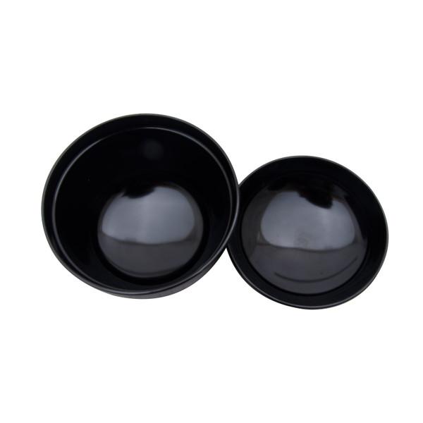 Image of Sekiju Black Lidded Soup Bowl 2