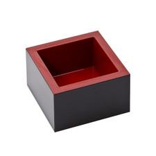 Plastic Lacquered Sake Box