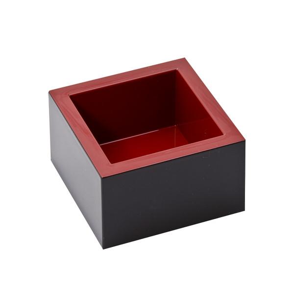 Image of Plastic Lacquered Sake Box