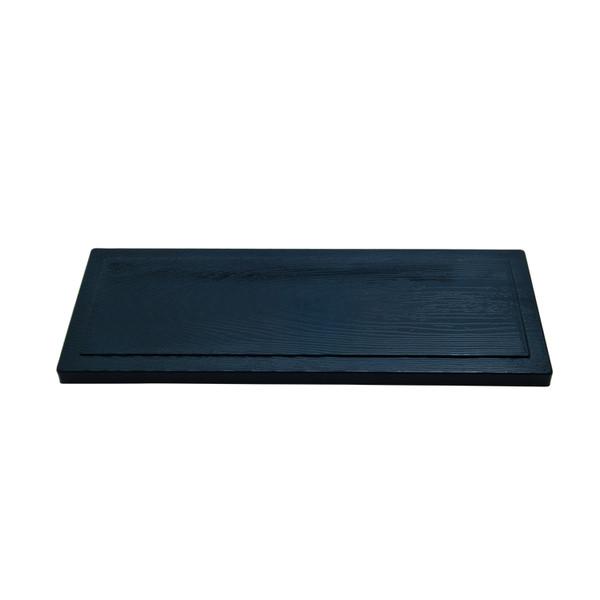 Image of Black Nagate Bento Box Cover