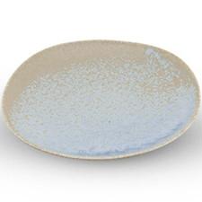 Zorba Blue Square Plate