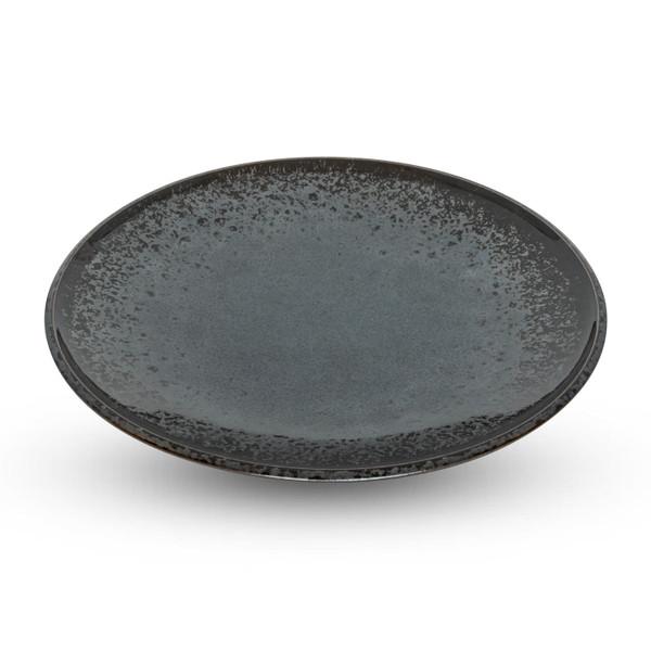 Image of Silver Granite Plate