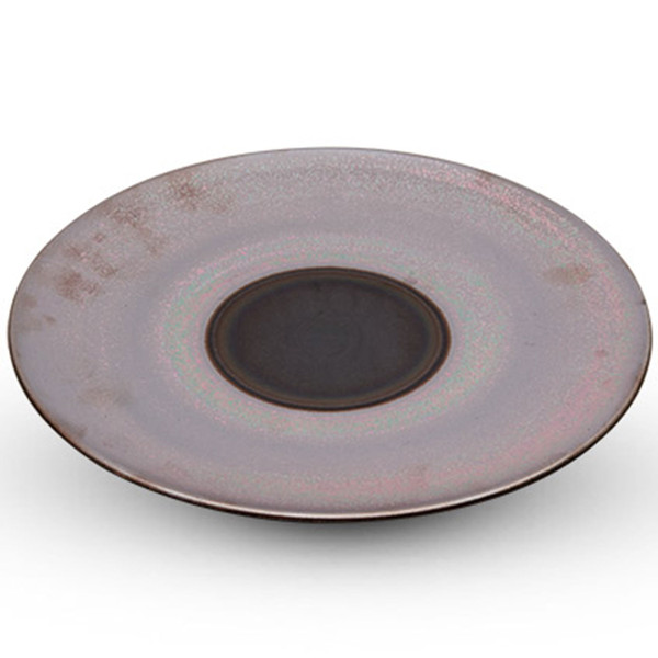 Image of Marrone Red Round Plate