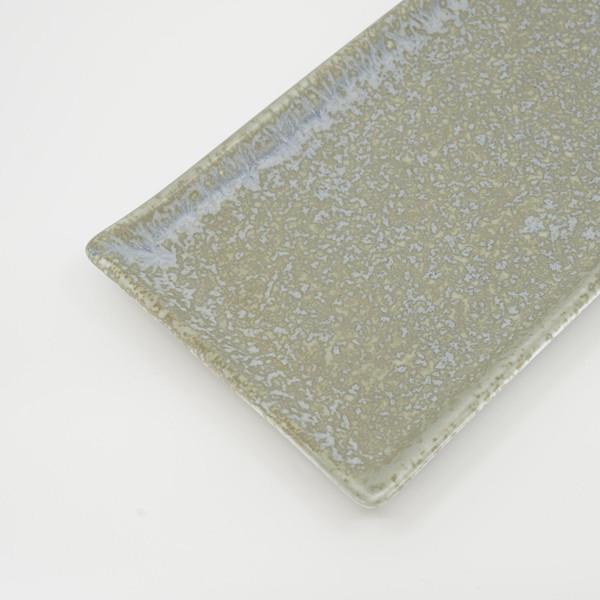 Image of Zorba Blue Rectangular Plate 3