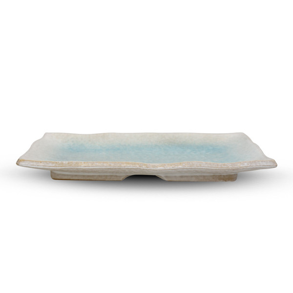 Image of Kumo Blue Rectangular Plate 2