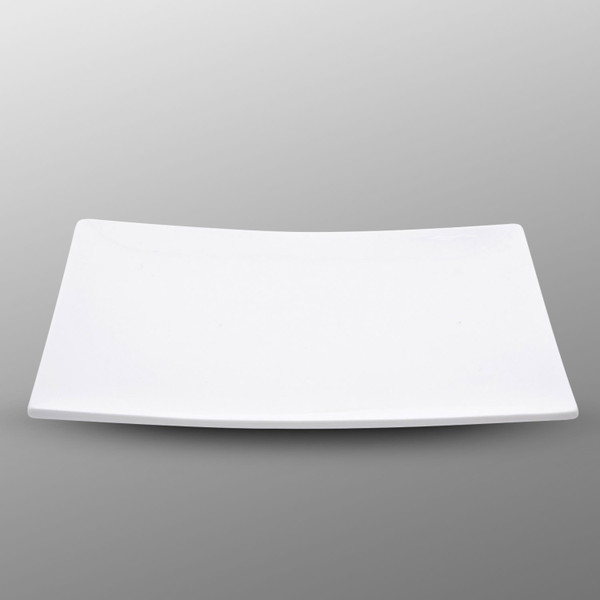 Image of Korin Durable White Large Rectangular Plate