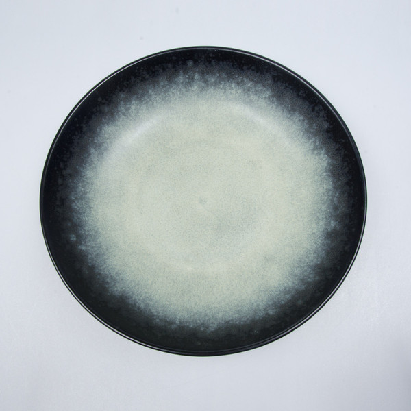 Image of Blue Rock Round Plate 2