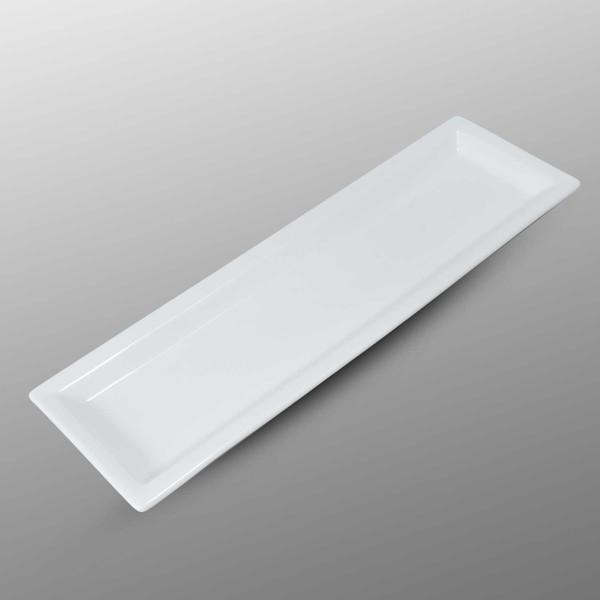 Image of Korin Durable White Rectangular Platter 1