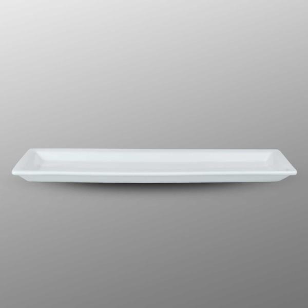 Image of Korin Durable White Rectangular Platter 2