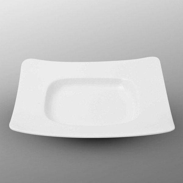 Image of Korin Durable White Square in Square Plate