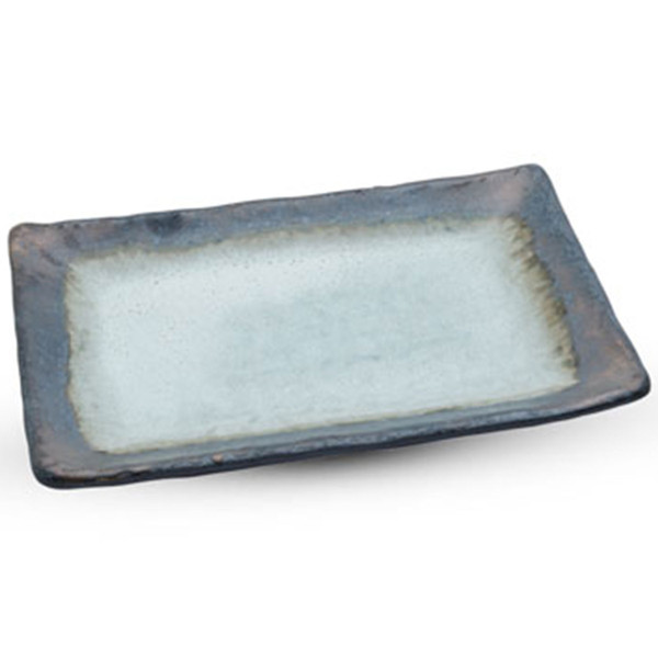 Image of Metallic Glacier Rectangular Plate