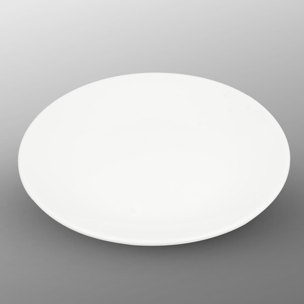 Image of Korin Durable White Round Plate 1