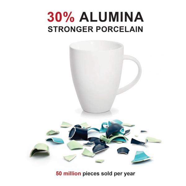 Image of Korin Durable White Rectangular Plate 2