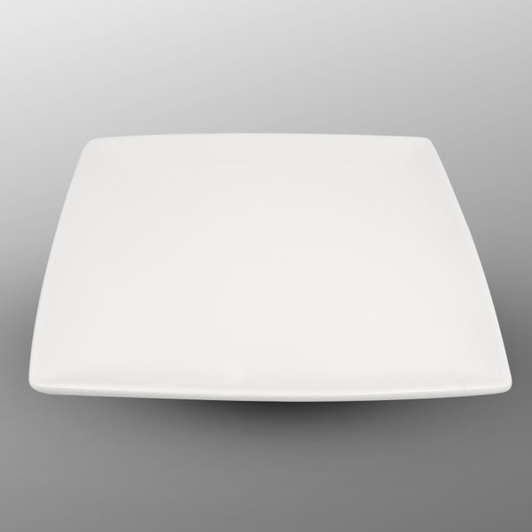 Image of Korin Durable White Square Plate 1