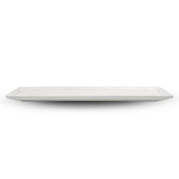 Image of Kobiki White Oblong Plate 3