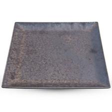 Kinkessho Bronze Square Plate