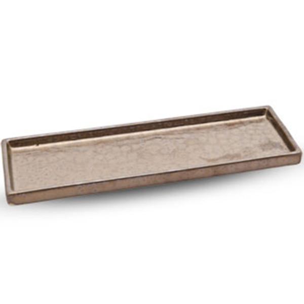 Image of Musashi Gold Rectangular Plate