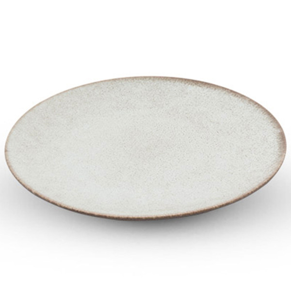 Image of Sora Beige Round Plate