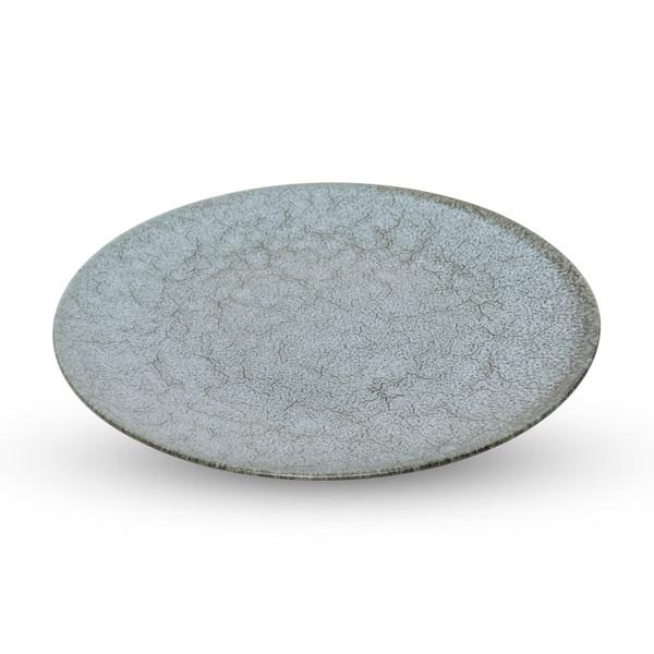 Image of Sora Gray Round Plate