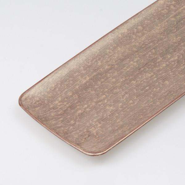 Image of Shusetsu Gold Rectangular Plate 3