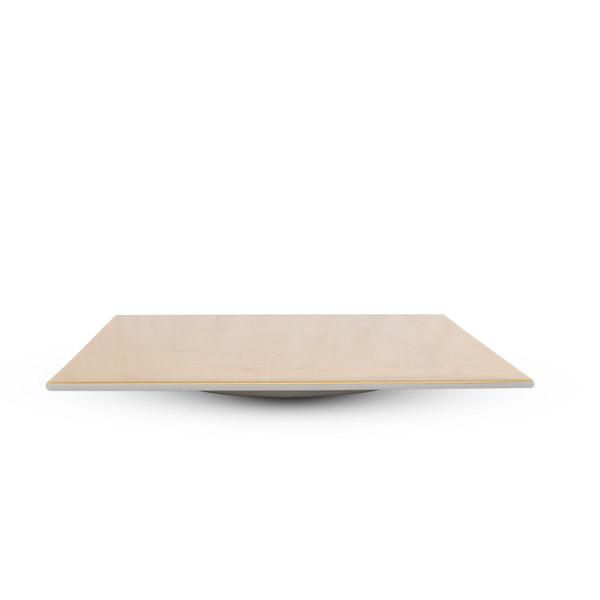 Image of Urushi Lacquered Gold Square Plate - Medium 2