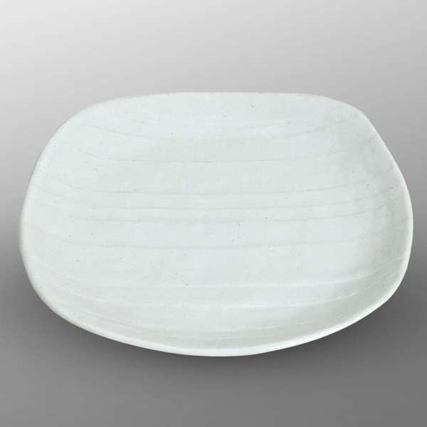 Image of Beige Soft Square Plate
