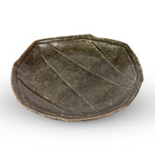 Oribe Green Plate