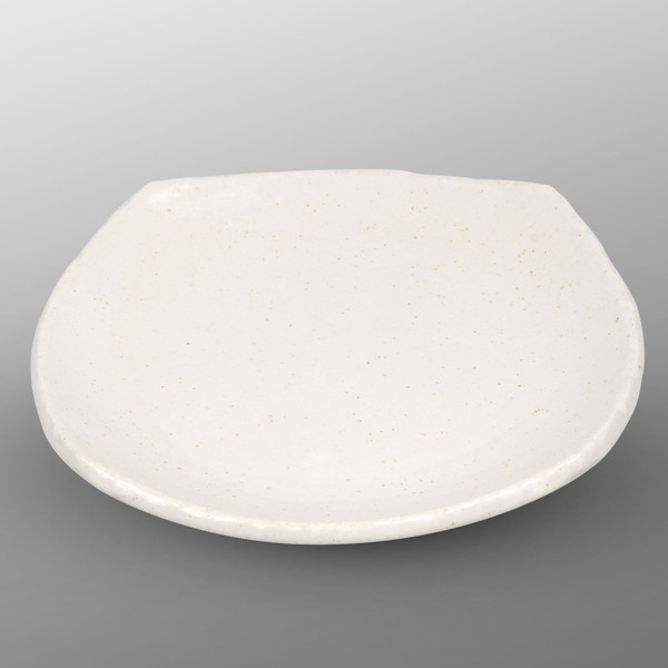 Image of Natural White Square Plate