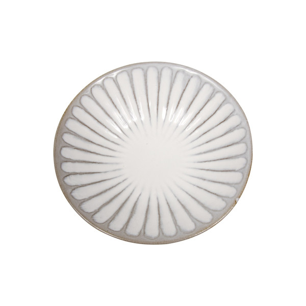 Image of Sogi Gray Round Plate 2
