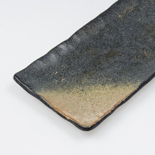 Image of Metallic Matte Rectangular Plate 3