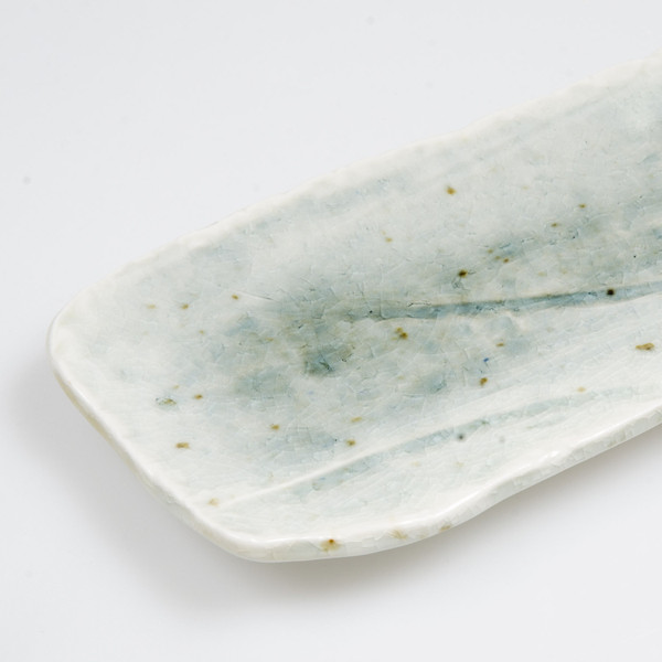 Image of Coral Blue Long Plate 3