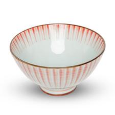 Tokusa Red Rice Bowl