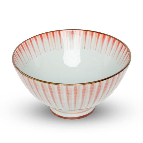 Image of Tokusa Red Rice Bowl
