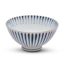 Tokusa Blue Rice Bowl