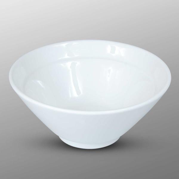 Image of Korin Durable White Rice Bowl 1