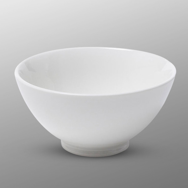 Image of Korin Durable White Rice Bowl