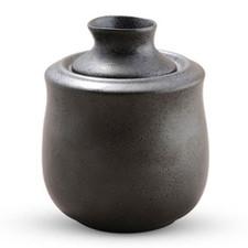 Black Kessho Cooler Sake Bottle - Large