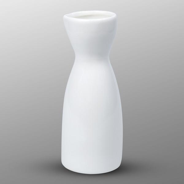 Image of Korin Durable White Sake Bottle 1