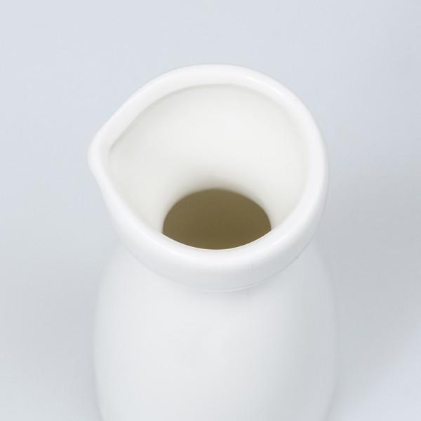 Image of Korin Durable White Sake Bottle 2