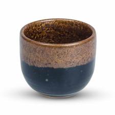 Tenmoku Kinkessho Brown Sake Cup