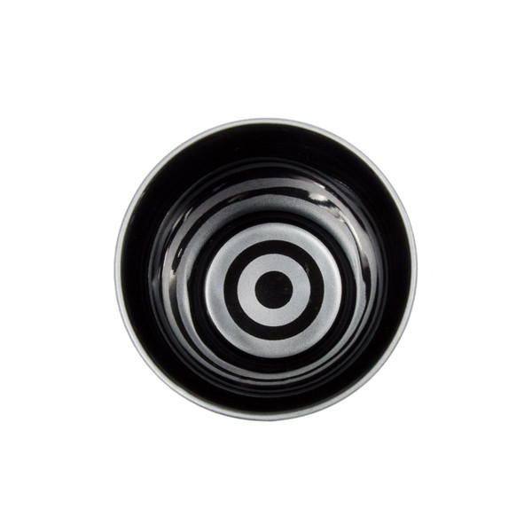 Image of Janome Dark Silver Sake Cup 2