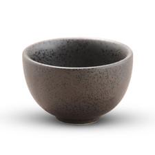 Black Kessho Sake Cup